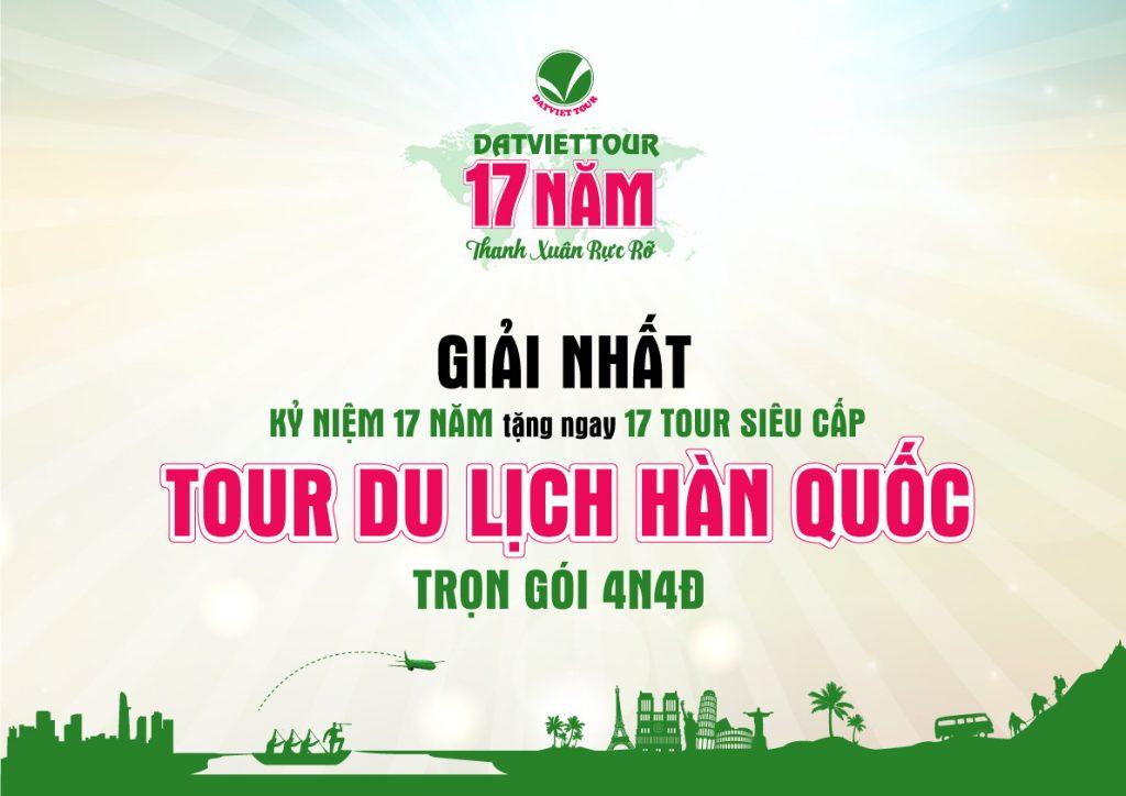 Kỷ niệm 17 năm Đất Việt Tour